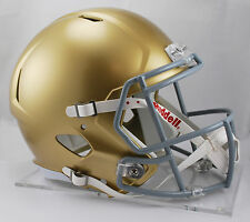 Notre Dame Fighting Irish NCAA Riddell FULL SIZE REPLICA SPEED Helmet
