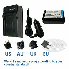 Battery And Charger Kit For Sony Alpha A6000, A5000, Alpha 7, NEX-5R NEX-F3