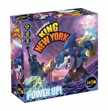King Of New York (and Tokyo) Power Up Game Expansion Pack Iello Games IEL 51290