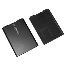 Genuine Original Battery Back Cover For Sony Ericsson W380 W380i - Black