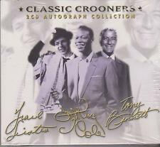 CLASSIC CROONERS - COLLECTION - VARIOUS ARTISTS on 2 CD's - NEW -