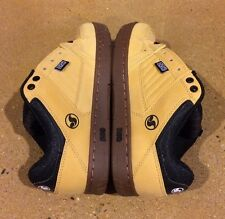 DVS Ignition Size 5.5 Tan Nubuck Militia Tracker Heir Havoc Skate BMX DC MOTO