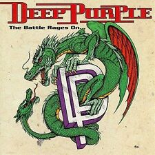 The Battle Rages On... by Deep Purple (Rock) (Cassette, Jul-1993, Giant (USA))