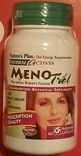 Herbal Actives Meno Trol - 60 Kapseln - neu & ovp in Folie vegetarisch Menopause