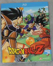 Dragon Ball Z: Season Series One 1 Complete - Blu-ray Box Set - NEW & SEALED