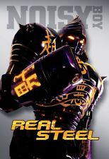 Real Steel Movie Poster 11x17 Mini Poster (28cm x43cm) #06