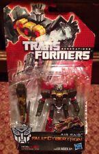 Transformers Fall of Cybertron AIR RAID Triple Blade Swords Level 2 2012