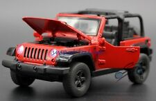 1:32 Jeep Wrangler Rubicon Alloy Diecast Model Car Toy Sound&Light