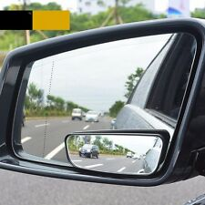 HD Side Mirror Rearview Mirror Car Auxiliary Mirror Adjustable Blind Spot Mirror