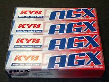 KYB AGX Adjustable Shocks 92-01 Honda Prelude BB2/6 (Front+Rear Set)
