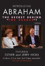 "Introducing Abraham - The Secret Behind ""The Secret"" DVDs-Good Condition"