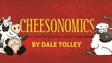 Cheesonomics: North America: A Cheesy, Original Card Game
