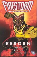 Firestorm: The Nuclear Man: Reborn by Moore & Ingle Jason Rusch 2014 TPB DC OOP
