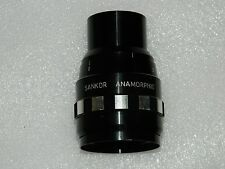 Sankor Anamorphic 16-F Projection lens. Very good condition.