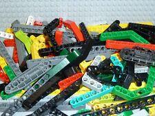 LEGO® Technik 100 Liftarme Lochbalken in ver.Farben und Größen Konvolut Technic