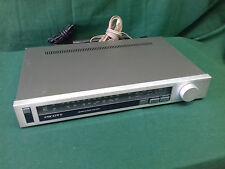 Sintonizzatore SCOTT Stereo TUNER 539TL Hi-Fi Vintage Originale - FUNZIONANTE !