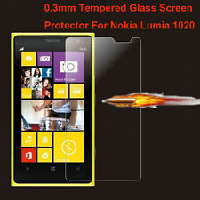New Explosion Proof Tempered Glass Screen Protector Film for Nokia Lumia 1020