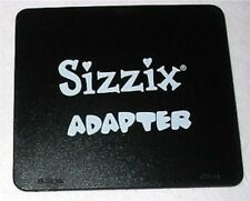 "Sizzix Adapter to use wafer-thin metal-etched 2 x 2"" QuicKutz dies"