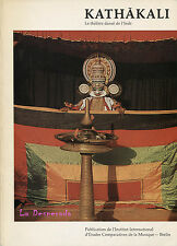 """KATHAKALI Le Théâtre dansé de l'inde 1966/72. Nbses ill. 45 €. Etat T/L """"rare"""""""