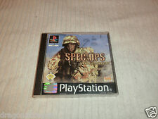 Spec Ops - Airborne Commando (Sony PlayStation 1)