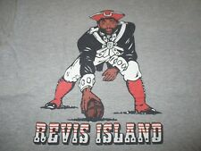 "American Apparel DARELLE REVIS ""ISLAND"" No. 24 NEW ENGLAND PATRIOTS (XL) T-Shirt"