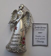 q Daughter you are my greatest blessing BEAUTIFUL BLESSINGS ANGEL FIGURINE