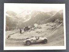✇ MercedesTyp W 196 Monoposto Rennwagen Race Alpen Rennstrecke 50er