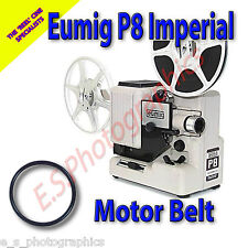 EUMIG P8 IMPERIAL 8mm Cine Projector Belt (Main Motor Belt)