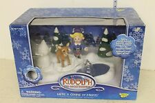 Rudolph the Red Nose Reindeer We're a Couple of Misfits Figure set