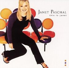 Unknown Artist Janet Paschal This is Janet CD