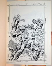 UNPUBLISHED German Bound SUPERMAN - EHAPA COMICS #10 Julius Schwartz FILES RARE