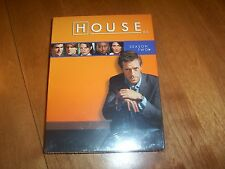HOUSE M.D. Medical Drama TV Television Series Widescreen 6 DVD SET NEW & SEALED