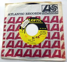 The CLOVERS 45 Nip Sip / If I Could Be Loved By You ATLANTIC label DOO WOP w6082