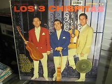 LOS 3 CHISPITAS self titlted on Columbia SEALED New d