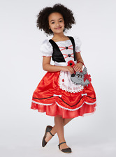 Little Red Riding Hood dressing up costume -9-10 Yrs BNWT