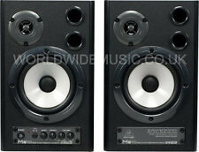 Behringer MS40 noir 2x 20 w digital monitor speakers