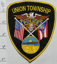 OHIO, UNION TOWNSHIP POLICE DEPT VERSION 4 PATCH