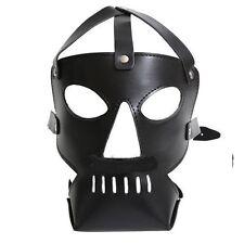 Fetish Bondage Gimp Hannibal Mask Muzzle Mask b-34