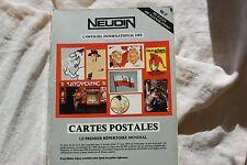 L'OFFICIEL INTERNATIONAL DES CARTES POSTALES NEUDIN 1983