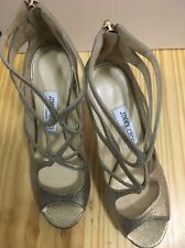 Jimmy Choo Size 37 1/2 Sandals
