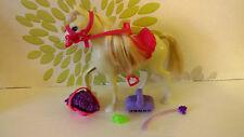 *Barbie & Her Sisters In A Pony Tale Chelsea`s Small Pony Horse & Accessories*