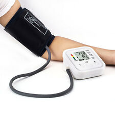 Digital Arm Blood Pressure Upper Automatic Monitor Heart Beat Meter LCD Cuff New