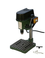 6mm MINI DRILL PRESS COMPACT BENCHTOP DRILL JEWELER HOBBY 3-SPEEDS MAX 8500 RPM