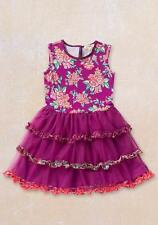 NWT MATILDA JANE Friends Forever FREJA Purple Floral Layered Tulle Dress 12