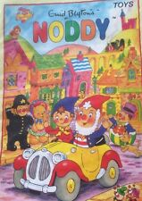 RARE GARY KENNEDY TOY KNITTING PATTERN -  NODDY - BY ALAN DART