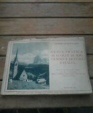 Touring club italiano parte II vol.2 le stazioni alpine1935