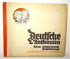 Album Deutsche Uniformen Zeitalter Deutsche Freiheitskriege, KOMPLETT, Sturm