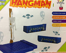family board game hangman , new style -TRADITIONAL GAMES CHILDRENS FRUSTRATION