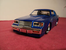 Jada 1987 Buick Regal Grand National 1/24 scale 2003 original release new no box