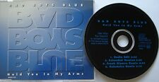 BAD BOYS BLUE   ~~~  HOLD YOU IN MY ARMS    ~~~   4 TRACK MCD 1995